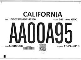 The Steve Jobs Loophole For California Temporary License Plates Michael Towner Florida Specialty And Personalized License Plates And Presale Vouchers Online